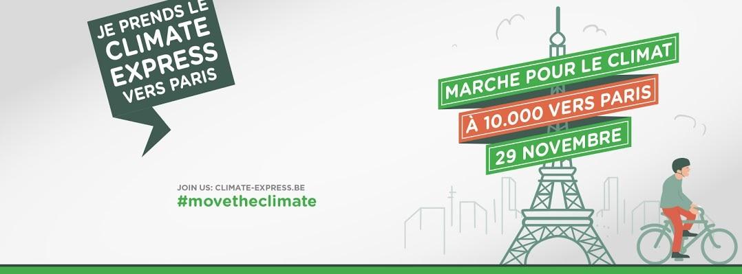 #EcoloClimateTour, en route vers Paris 2015 !