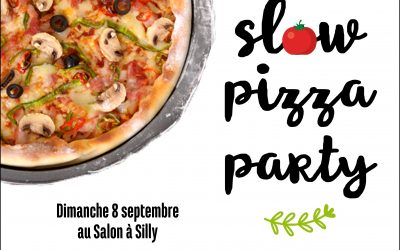 3e SLOW PIZZA PARTY